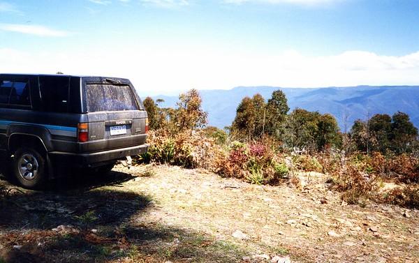Wadbilliga National Park NSW October 1997