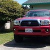 2006 Tacoma: CaliRaised LED fog lights