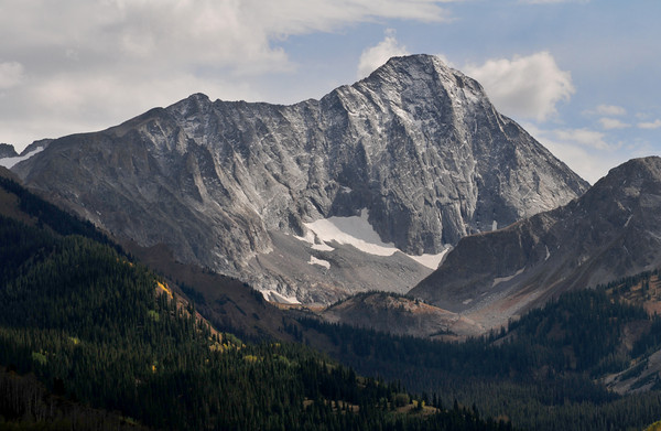 Capitol Peak<br /> 14,130 feet