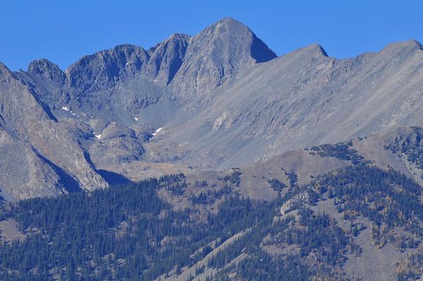 Blanca Peak<br /> 14,345 feet
