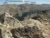 Collegiate Peaks view from Huron Peak<br /> 14,003 feet