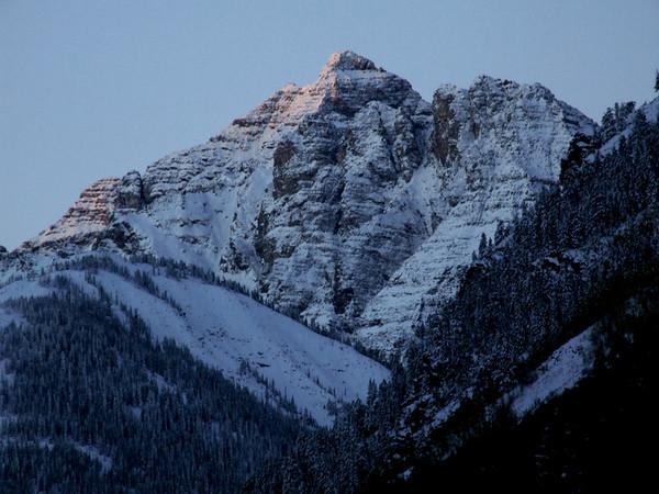 Pyramid Peak<br /> 14,018 feet