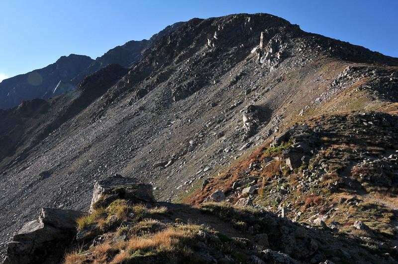 Summit's still a long, long, long way to go.
