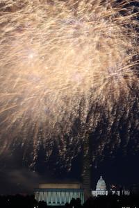 Fourth of July from the Netherlands Carillon, Arlington, VA