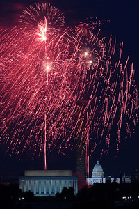 Fourth of July from the Netherlands Carillon, Arlington, VA