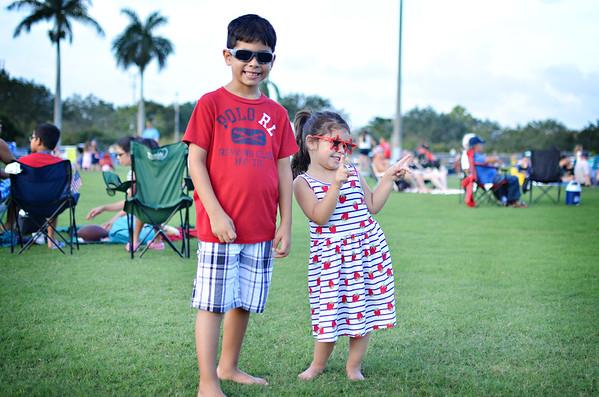 Fourth of July Celebration 2015
