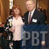 Susan Weinzierl of Professional Graphic Communications, Inc. and Scott  Cunningham of PNC Bank.