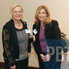 Patty Friedrich, left, and Debra Killmeyer of Community College of Allegheny County.