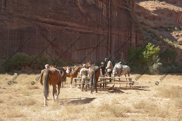0090 - 2012 Caza Ladron Hounds Canyon de Chelly Weekend