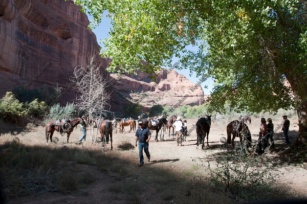 0093 - 2012 Caza Ladron Hounds Canyon de Chelly Weekend