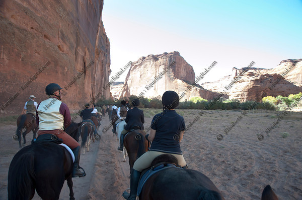 0109 - 2012 Caza Ladron Hounds Canyon de Chelly Weekend