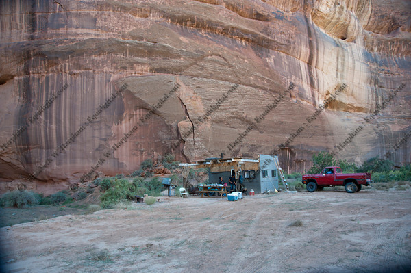 0094 - 2012 Caza Ladron Hounds Canyon de Chelly Weekend