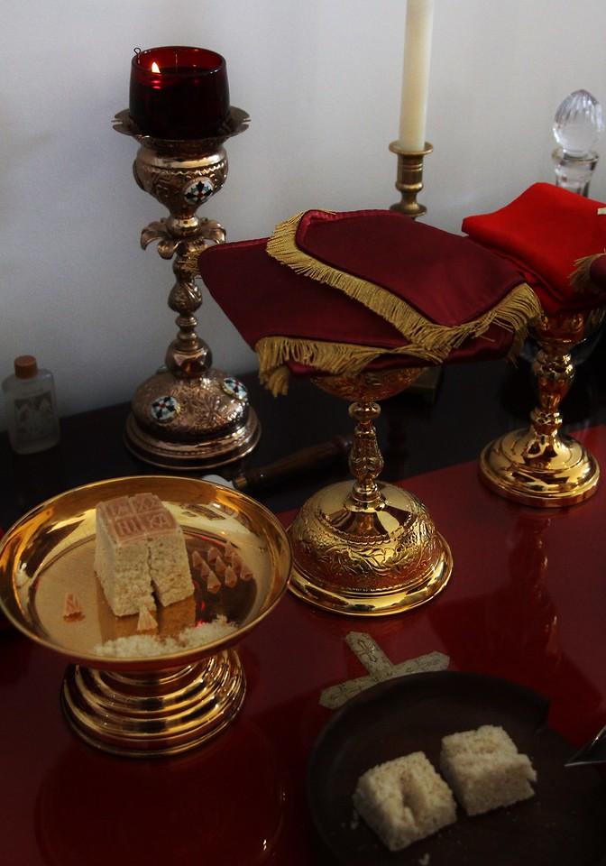 Fr. Agathangelus' ordination