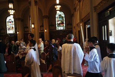 Fr. Alvin Yu's First Mass in the EF (July 2, 2017)