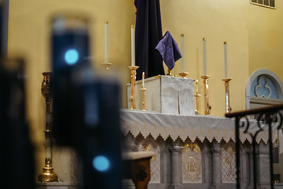 _NIK1643 Lent St  Patricks Fr  Markellos shroud