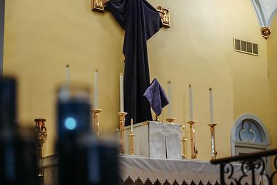 _NIK1645 Lent St  Patricks Fr  Markellos shroud
