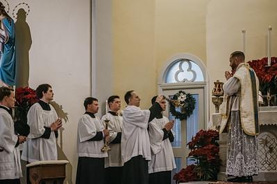 8424 Fr  Coffiey LatinMass St  Patricks