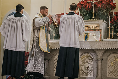 8387 Fr  Coffiey LatinMass St  Patricks