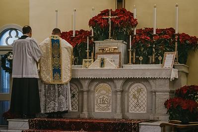 Fr  Coffiey LatinMass St  Patricks-3