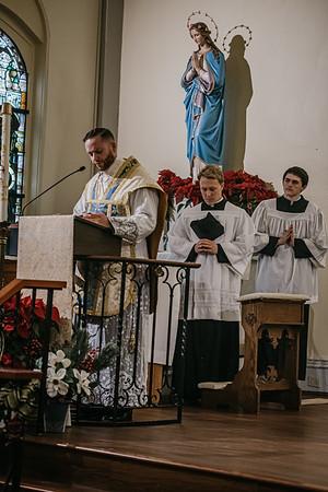 8433 Fr  Coffiey LatinMass St  Patricks