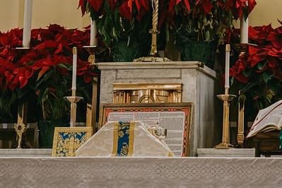 Fr  Coffiey LatinMass St  Patricks