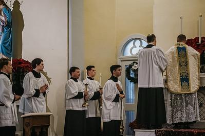 8416 Fr  Coffiey LatinMass St  Patricks