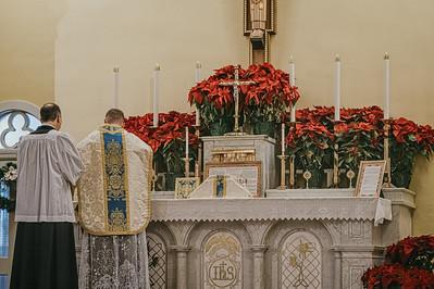 Fr  Coffiey LatinMass St  Patricks-2