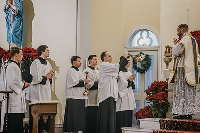 8421 Fr  Coffiey LatinMass St  Patricks