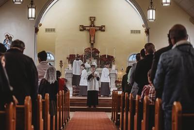 0903 Fr  Heffernan LatinMass St  Patricks FSSP