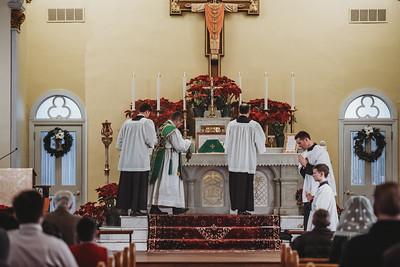 0851 Fr  Heffernan LatinMass St  Patricks FSSP