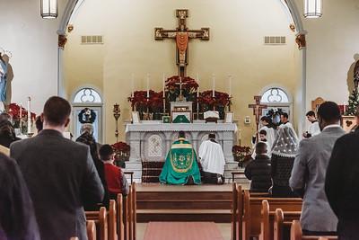 0837 Fr  Heffernan LatinMass St  Patricks FSSP