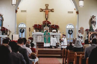 0841 Fr  Heffernan LatinMass St  Patricks FSSP