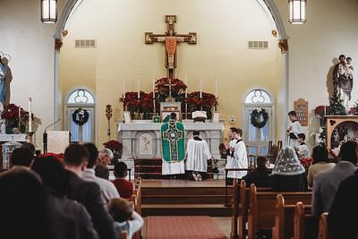 0840 Fr  Heffernan LatinMass St  Patricks FSSP
