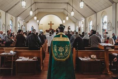 0825 Fr  Heffernan LatinMass St  Patricks FSSP