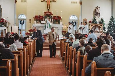 0891 Fr  Heffernan LatinMass St  Patricks FSSP