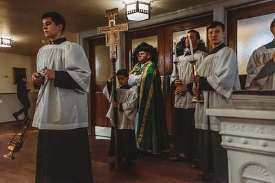 0820 Fr  Heffernan LatinMass St  Patricks FSSP