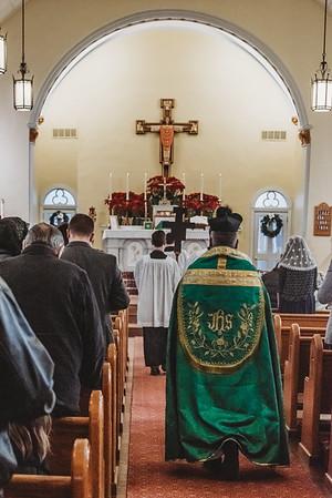 0833 Fr  Heffernan LatinMass St  Patricks FSSP