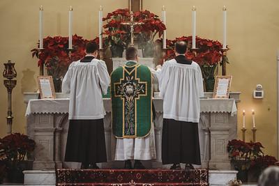 0893 Fr  Heffernan LatinMass St  Patricks FSSP