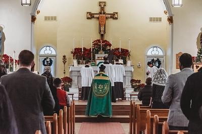 0835 Fr  Heffernan LatinMass St  Patricks FSSP