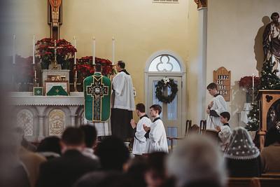 0853 Fr  Heffernan LatinMass St  Patricks FSSP