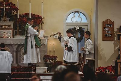 0900 Fr  Heffernan LatinMass St  Patricks FSSP