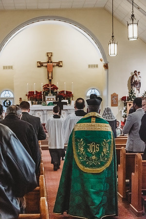 0831 Fr  Heffernan LatinMass St  Patricks FSSP