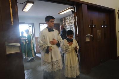 Fr. Jeffrey Keyes' 25th Ordination Anniversary (OF)