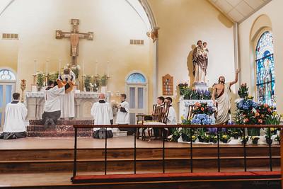St  Patricks Easter fr  klein elevation (1 of 1)