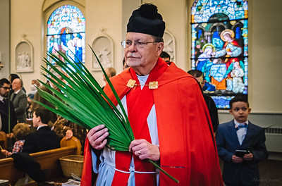 palm sunday st  patricks latinmass recession fr  klein 2 (1 of 1)