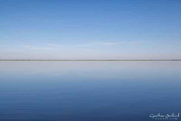 Zwischen Himmel und See