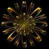 Brassy Flower