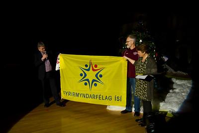 Fimleikadeild Ungmennafélags Selfoss fyrirmyndarfélag