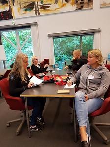 Barna- og unglingaráðstefna í Danmörku 2017