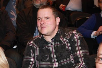 Fjármálaráðstefna ÍSÍ, haldin í Laugardalshöll 29. nóvember 2013.